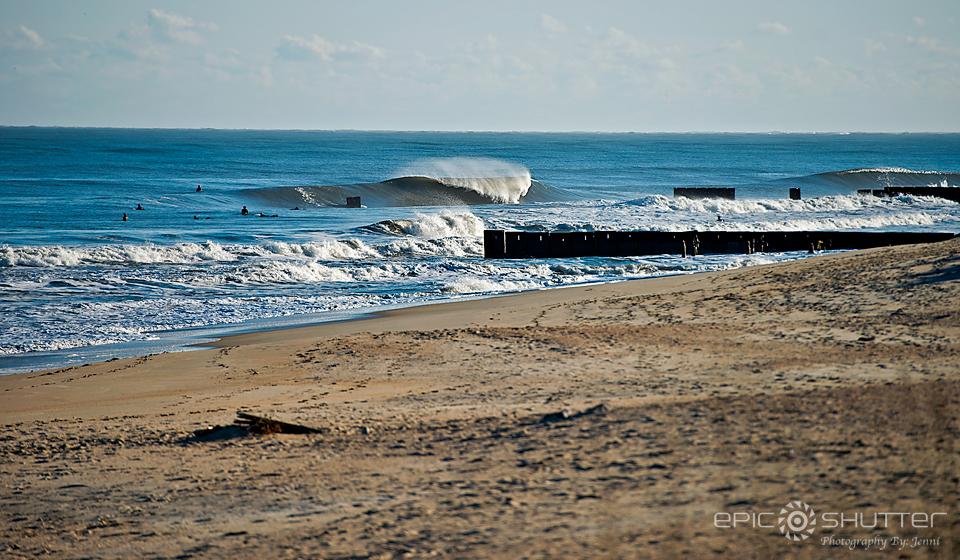 Surfing Hatteras Island, Buxton, North Carolina, Surf, Epic Shutter Photography, Cape Hatteras National Seashore