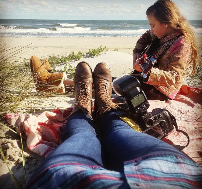 Growing up, island, creative, artistic, magnificent, hatteras island, mom, artist, epic shutter photography, hatteras island photographers