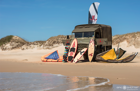 JN Kite Sports, Product photoshoot, Kiteboarding, Kitesurfing, Cape Hatteras National Seashore, REAL Water Sports, Kite Hatteras, 1962 Unimog, Brand Van, Kiteboarding Hatteras Island, Epic Shutter Photography, Hatteras Island Photographer, OBX Photographer, Outer Banks, NC,