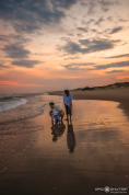 Ocracoke Island, NC, Sunset, Family Portraits, Family Photos, Family Vacation Photos, Ocracoke Island Photographer, Epic Shutter Photography, Smile and Wave. One Epic Shutter at a Time, Hatteras Island Photographers, OBX Photographer