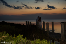Salvo, Farrow Shores, Sunset, Beach Wedding, Pamlico Sound, Bride and Groom, Hatteras Island Weddings, Hatteras Island Wedding Photographers, OBX Wedding Photographers, Outer Banks Weddings, OBWA, Outer Banks Wedding Association, Epic Shutter Photography, Smile and Wave. One Epic Shutter at a Time, Hatteras, Hatteras Photographers, Hatteras Island,