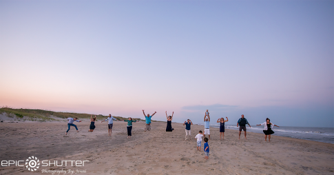 Avon, Hatteras Island, Sunset, Family Photos, Family Photographer, OBX, Outer Banks, North Carolina, NC, Epic Shutter Photography, Smile and Wave. One Epic Shutter at a Time, Children's Beach Photos, Hatteras Family Photographers, Hatteras Island Photographers, Family Vacation, Cape Hatteras, Nikon, Avon Photographers, Beach Family Portraits