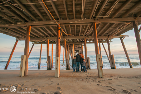 Frisco Pier, Frisco, Hatteras Island, Family Photos, Epic Shutter Photography, Smile and Wave One Epic Shutter at a Time, Family, Family Beach Photos, OBX Family Photographers, Hatteras Photographers, Hatteras Island Photographers, Outer Banks Photographers, Epic Family Photos, Sunset, Cape Hatteras National Seashore, OBX, Outer Banks, Hatteras