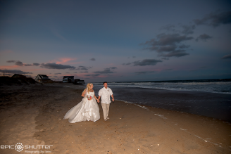 Rodanthe, Hatteras Island, Wedding Photography, Wedding Dress, Wedding Rings, Flower Girl, Ring Bearer, Epic Shutter Photography, Chicamacamico Historic Life Saving Station, Hatteras Island Wedding Photographers, OBX Wedding Photographers, Wedding Photos, Bride, Groom, Sunset, Full Moon, Beach Weddings, Epic Weddings, Smile and Wave One Epic Shutter at a Time, Hatteras Island, Hatteras Weddings, Hatteras Photographers, Open Water Grill, OBWA, Outer Banks Wedding Association