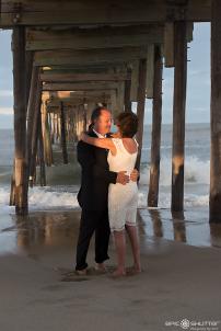 Wedding Anniversary, Avon, Hatteras Island, North Carolina, Avon Fishing Pier, Avon Harbor, Sunset, Celbrate, Outer Banks, OBX, Outer Banks Photographers, Hatteras Photographers, Cape Hatteras National Seashore, Epic Shutter Photography, Epic Anniversaries, OBX,Love