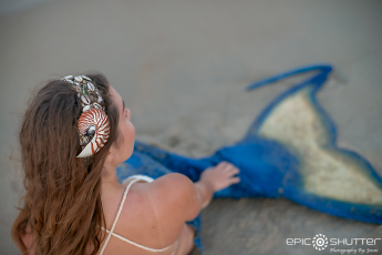 Mermaid, The Virginia Mermaid, Engagement Portraits, Outer Banks Wedding Photographers, OBX Engagement, Kitty Hawk Kites, Mermaid School, Love, Wedding Photographer, Cape Hatteras Lighthouse, Cape Hatteras National Seashore, Buxton, Hatteras Island, North Carolina, Epic Shutter Photography, Hatteras Island Photographers, Finfolk Productions, Mermaid Tail, Love Story, Love Photography, OBX
