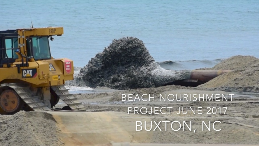 Cape Hatteras National Seashore, Beach Nourishment Project, Dare County, Buxton, North Carolina, Epic Shutter Photography, Hatteras Island, Outer Banks Photographers, Hatteras Island Photographers