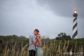 Engagement Portraits, Proposal Portraits, Buxton, Hatteras Island, North Carolina, Old Lighthouse Beach, Cape Hatteras Lighthouse, Lighthouse Engagement, Epic Shutter Photography, Outer Banks Engagements, Anchor Your Love, Outer Banks Wedding Association, OBX Wedding Photographers, Hatteras Island Photographers, Hatteras Island Wedding Photographers, First Jetty, Sunrise