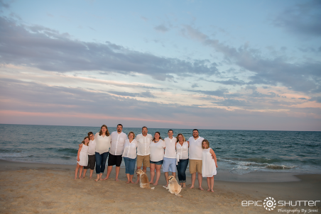 Family Portraits, Frisco Pier, Frisco, Hatteras Island, North Carolina, Epic Shutter Photography, Outer Banks Photographers, Hatteras Island Family Photographers, Family Photos, Children's Portraits, Cape Hatteras National Seashore, OBX Photographers