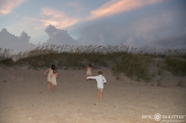 vEpic Shutter Photography, Hatteras Village, Hatteras Island, North Carolina, Cape Hatteras National Seashore, Hatteras Island Family Photographers, Outer Banks Photographers, OBX Photographers, Family Vacation, Family Photos, Childrens Portraits, Family Beach Photos, Sunset, Beach Family Photos
