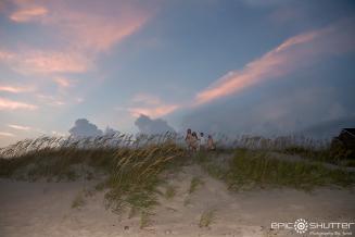 Epic Shutter Photography, Hatteras Village, Hatteras Island, North Carolina, Cape Hatteras National Seashore, Hatteras Island Family Photographers, Outer Banks Photographers, OBX Photographers, Family Vacation, Family Photos, Childrens Portraits, Family Beach Photos, Sunset, Beach Family Photos