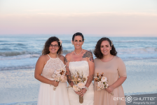 Epic Shutter Photography, Outer Banks Photographers, Coquina Beach, Nags Head, North Carolina,Hatteras Island Photographers, OBX Weddings, Outer Banks Wedding Photographers, Weddings, Wedding Ring, Wedding Dress, Bride, Groom, Vow Renewal, Beach Wedding, OBWA