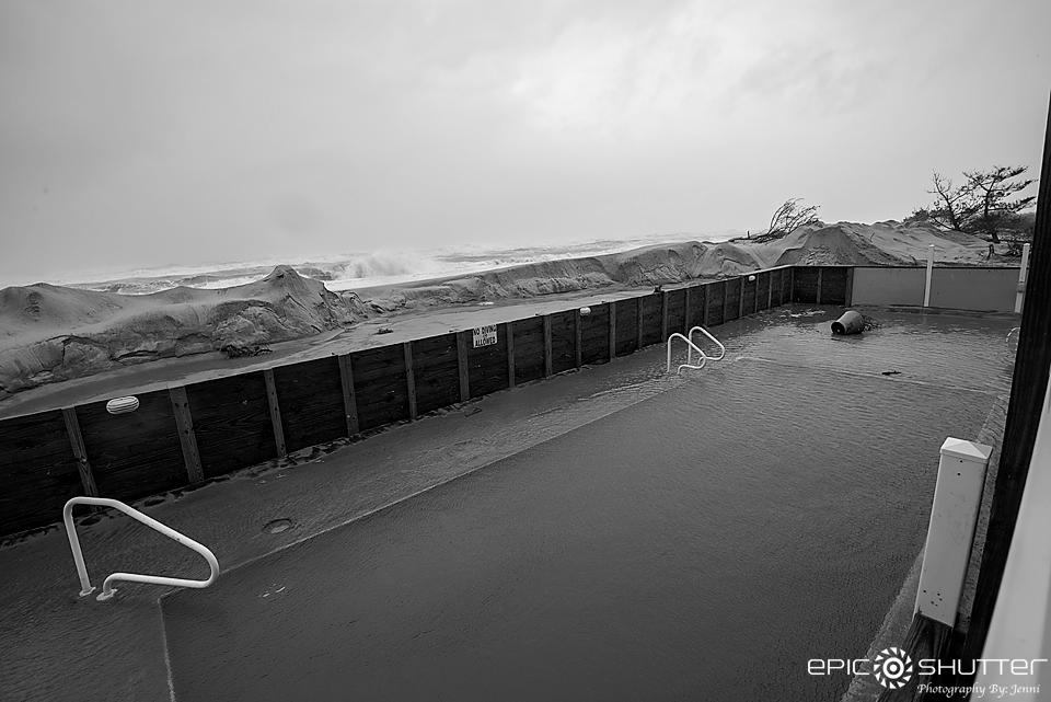 Hurricane Maria, South Avon, Hatteras Island, North Carolina, Epic Shutter Photography, Flooding, Angry Ocean, Hurricane Season, Tropical Force Winds, Mandatory Evacuation, Cape Hatteras National Seashore