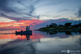 Sunset, Avon, Harbor, Hatteras Island, Mandatory Evacuation, Power Outage 2017, Cape Hatteras, Epic Shutter Photography, Documentary Photographers, Outer Banks Photographers, Hatteras Island Photographers