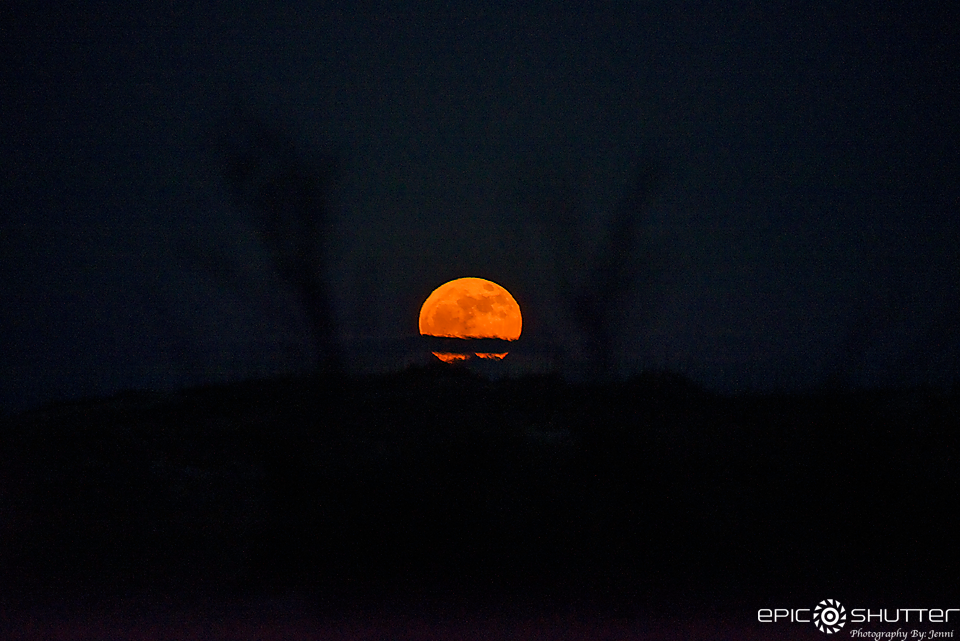 Cape Point, Shelly Island, Buxton, Hatteras Island, North Carolina, Sunset, Moon Rise, December, Off Season, Cape Hatteras Lighthouse, Cape Hatteras National Seashore, Outer Banks Photographers, Hatteras Island Photographers, Documentary Photographers