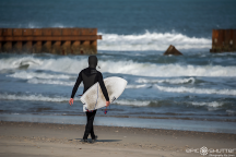 Pat O'Neal. Surfing, Cold Water, Cape Hatteras National Seashore, Epic Shutter Photography, Outer Banks Photographers, Hatteras Island Photographers, Surfers, Swell, Waves, Documentary Photographers