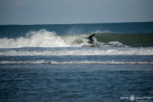 Kai Wescoat, Surfing, Cold Water, Cape Hatteras National Seashore, Epic Shutter Photography, Outer Banks Photographers, Hatteras Island Photographers, Surfers, Swell, Waves, Documentary Photographers