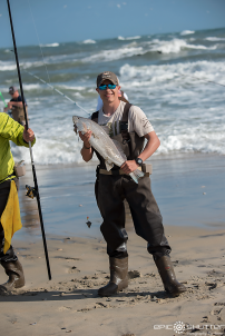 Fisherman, Puppy Drum, Fishing, Cape Point, Buxton, North Carolina, Outer Banks Photographers, Hatteras Island Photographers, Fish, Documentary Photographers, Epic Shutter Photography