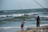 Fisherman, Red Drum, Fishing, Cape Point, Buxton, North Carolina, Outer Banks Photographers, Hatteras Island Photographers, Fish, Documentary Photographers, Epic Shutter Photography