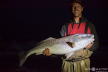Lee Scarborough, Fisherman, Red Drum, Fishing, Cape Point, Buxton, North Carolina, Outer Banks Photographers, Hatteras Island Photographers, Fish, Documentary Photographers, Epic Shutter Photography