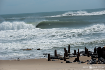 Lucas Rogers, Surfing, Cape Hatteras National Seashore, Jetty, Old Lighthouse Beach, Epic Shutter Photography, Outer Banks Documentary Photographers, Surfers, Waves, Swell, Surf Photography, Hatteras Island, North Carolina