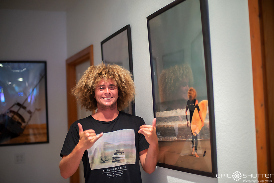 Pat O'Neal, Surfer, Lighthouse Sports Bar, Epic Shutter Photography, Hatteras Island Restaurants and Bars, Buxton, North Carolina, Hatteras Island Photographers, Outer Banks Documentary Photographers, Outer Banks