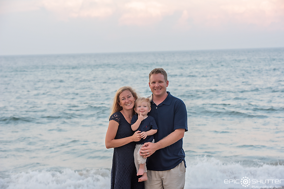Family Portraits, Avon, Hatteras Island, North Carolina, Cape Hatteras National Seashore, Outer Banks Photographer, OBX Family Vacation, Epic Shutter Photography,Sunset, Family Photos