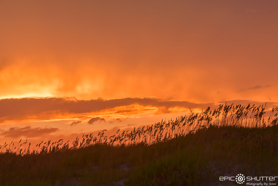 Epic Shutter Photography, Ocracoke Island, Sunset, Outer Banks Photographer, Hatteras Island Photographer, Ocracoke, North Carolina, OBX, Outer Banks Documentary Photographer