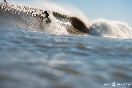 Pat O'Neal, Surf Photography, Epic Shutter Photography, Buxton, North Carolina, Surfing, Swell, Waves, Barrels, Cape Hatteras National Seashore Photographer, OBX Photographer, Outer Banks Surf Photography, Hatteras Island Surf Photographer