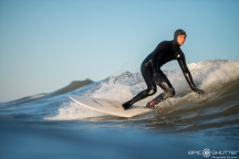 Clayton Tiderman, Jetty, Swell, CHSS Surf Club, Winter, Surfing, Outer Banks, Buxton, North Carolina, Epic Shutter Photography, After School Sessions, Students, Surf, Waves, Outer Banks Surf Photographer