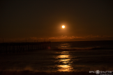 Wolf Blood Moonrise, Ocean, Avon, North Carolina, Epic Shutter Photography, Outer Banks Photographer, Epic Events, OBX , Cape Hatteras National Seashore