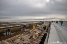 Oregon Inlet Replacement Bridge, Oregon Inlet Fishing Pier, Cape Hatteras National Seashore, Epic Shutter Photography, Outer Banks Photographer, Hatteras Island, North Carolina, Bonner Bridge Replacement, OBX
