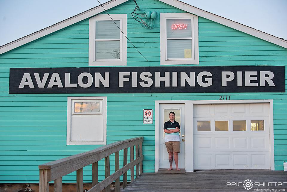 Senior Portraits, Outer Banks Photographer, Cape Hatteras Photographer, Avalon Pier, OBX, Cape Hatteras National Seashore Photographer, Hatteras Photographers