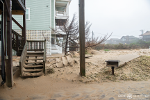 Hurricane Dorian, Cape Hatteras National Seashore, Avon, North Carolina, Outer Banks Documentary Photographer, Documentary Photographers, Hatteras Island Photographers, Cape Hatteras Photographers, Outer Banks Photographers, OBX Photographers, Hurricane Season, Weather and Storms, Flooding,